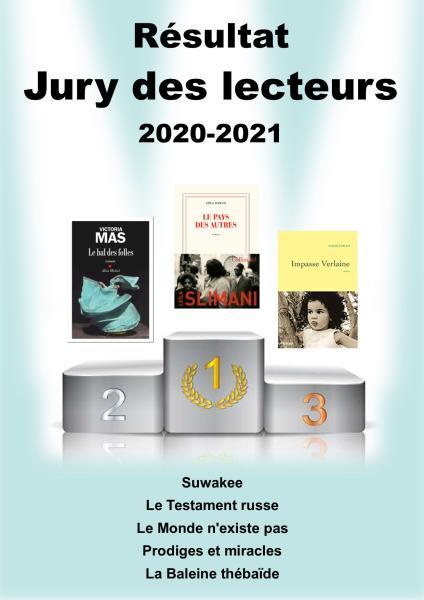 Jury des lecteurs